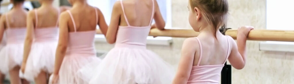 DDA beginner ballet for boys and girls in london