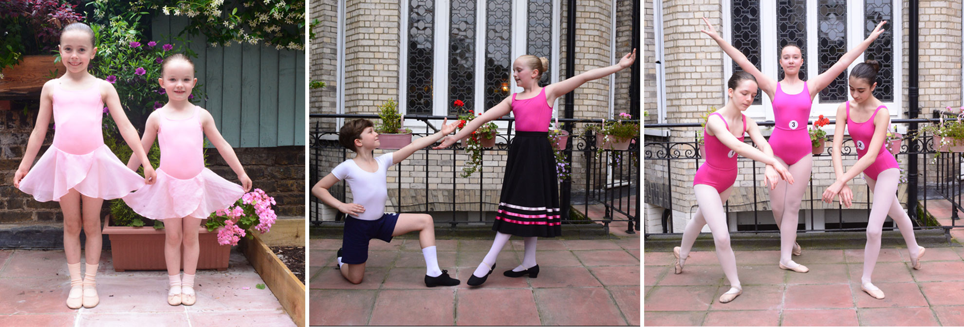 Dakoda's Dance Academy teaches RAD classical Ballet to all ages and abilities