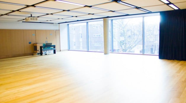 the amazing studios at Marlborough Scool chelsea, Dakoda's Dance Academy School