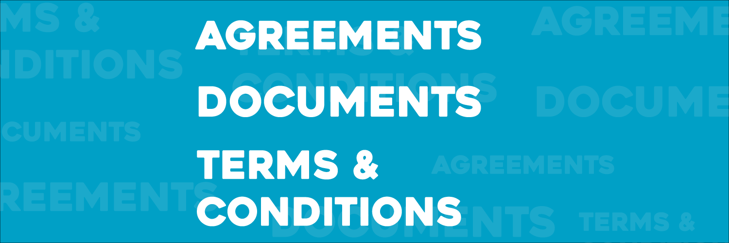 dda terms and agreements