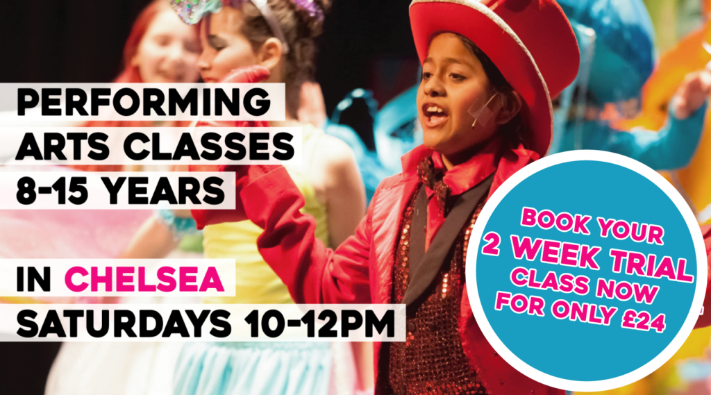 Performing Arts classes in Chelsea
